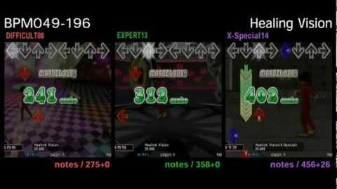 DDR 5th Healing Vision - DOUBLE