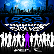 Roppongi EVOLVED ver.C-jacket