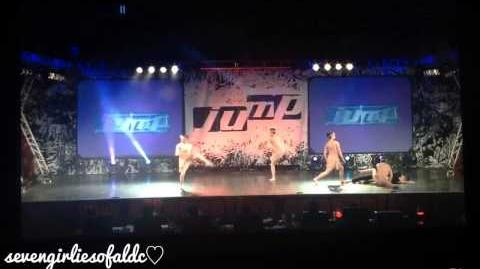 I forget where we were- ALDC Seniors