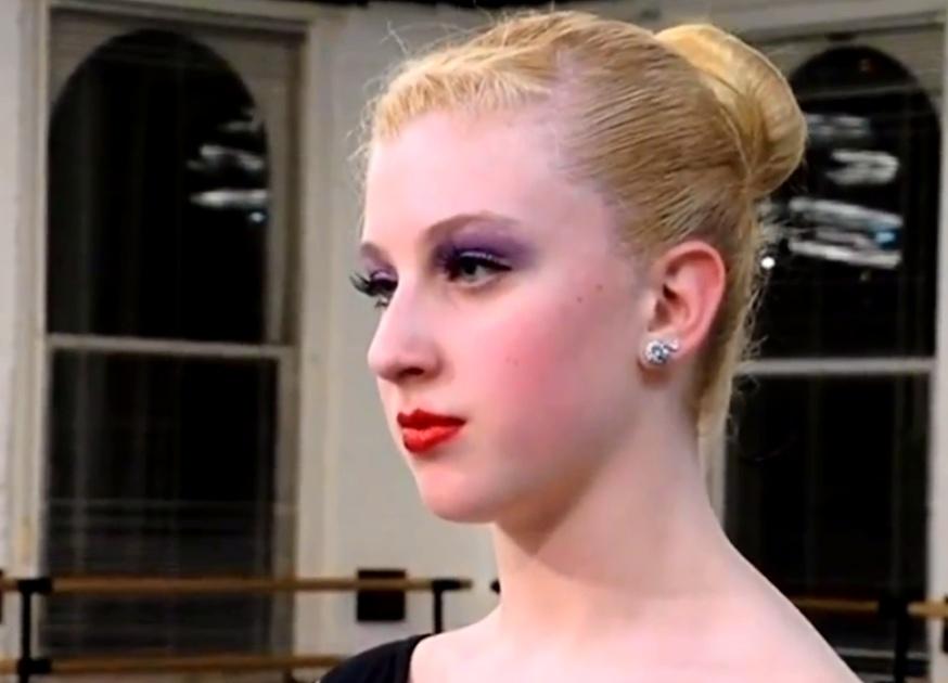 Dance moms makeup