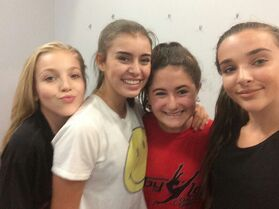 701 Kendall, Brynn and Kalani w fan