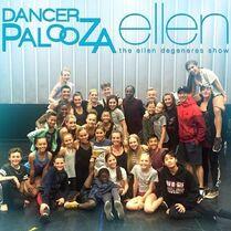 623 Brynn Ellen Show rehearsals