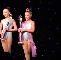 Mackenzie 2014 Sheer Talent Nationals
