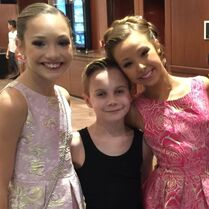 Maddie Brady Sophia - posted 2015-07-22 - Capezio