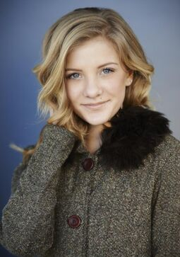 Paige Hyland IMDB Headshot