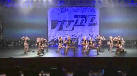 Little Party - ALDC Mini Jazz Line - Jump - Pittsburgh 2014
