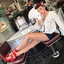721 Kendall photoshoot BTS