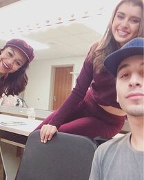 705 Nia and Kendall with Guy