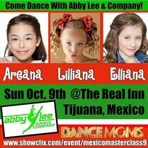 Meet and Greet - Tijuana with Abby and Minis