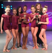 Sheer talent nationals 2016 1