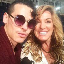 Ricky Palomino and Jill