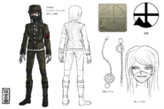 NDRV3 Art Gallery Korekiyo Shinguji