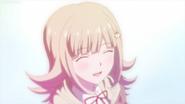 Hajime thinks of Chiaki