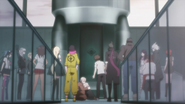 Ryota with his classmates