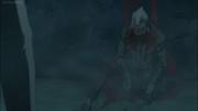 Tengan's corpse