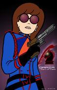 Daria Agent of Cobra by S C