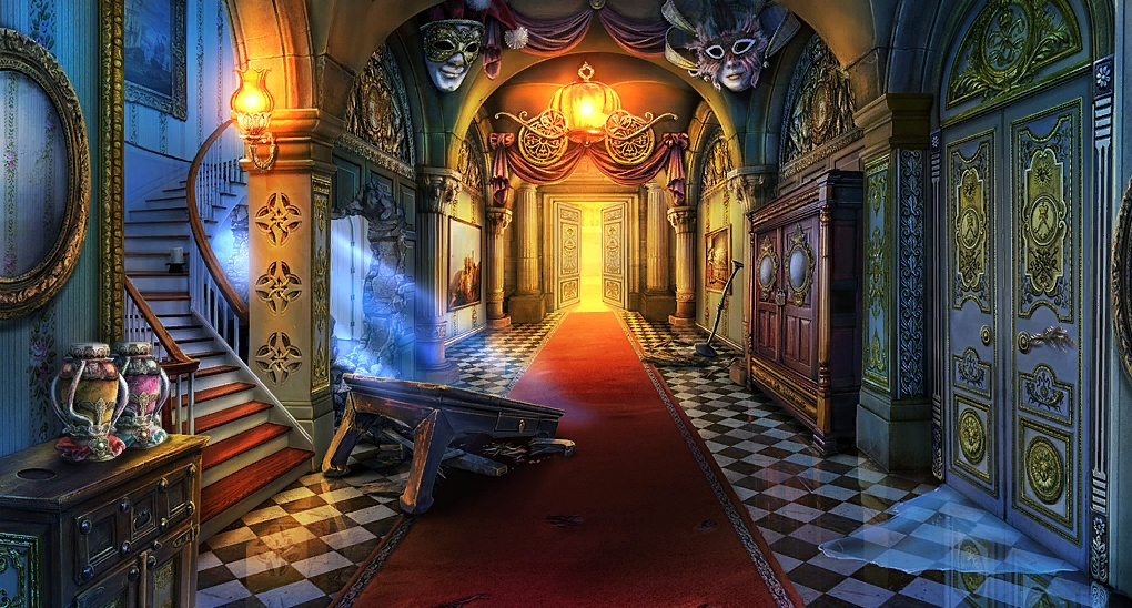Mansion Foyer : Image mansion foyer g dark parables wiki fandom