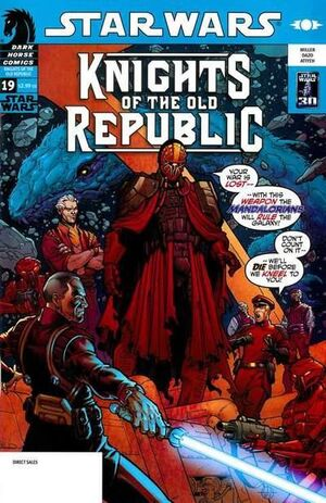 Star Wars Knights of the Old Republic Vol 1 19