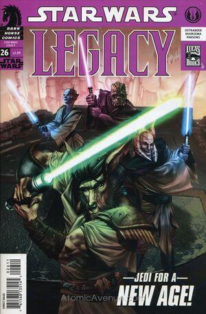 Star Wars Legacy Vol 1 26