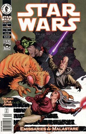 Star Wars Republic Vol 1 16