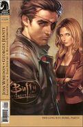 Buffy the Vampire Slayer Season Eight Vol 1 2