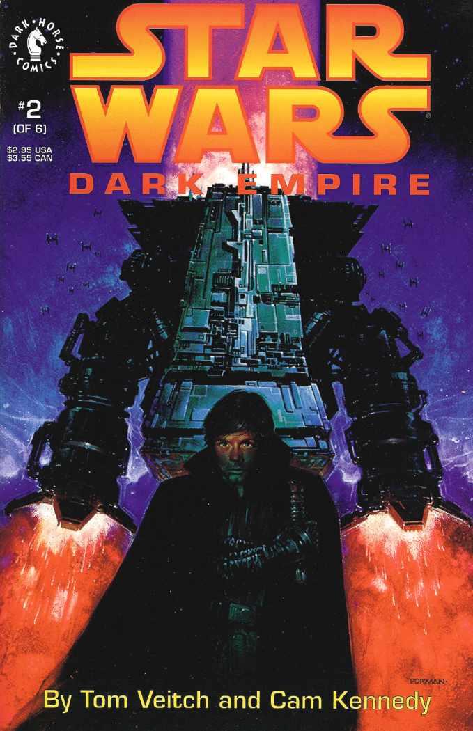 ika_Star Wars: Dark Empire Vol 1 2 | Dark Horse Database | Fandom powered by Wikia