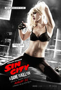Dame to Kill For Nancy Poster