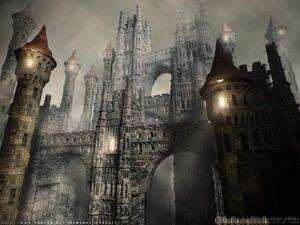 Castle darkness
