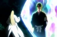 Shinji Reveals Aizen