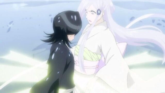 File:Rukia binds her and her zanpakuto.jpg