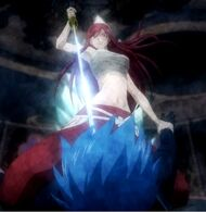 Erza wants to kill Jellal