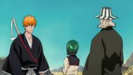 Nozomi tells Ichigo to be careful