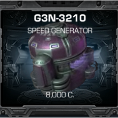 The 3rd Generator and also a bargain for lower players.