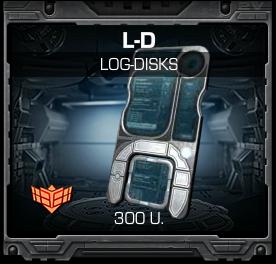 Log-disk
