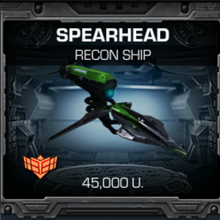 VRU Spearhead