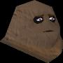 Clay golem chathead