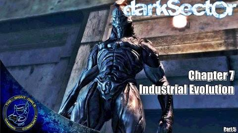 Dark Sector (PC) Chapter 7 Industrial Evolution Part 5 (HD 60FPS)