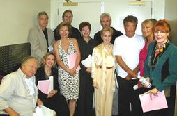 Return to Collinwood Cast