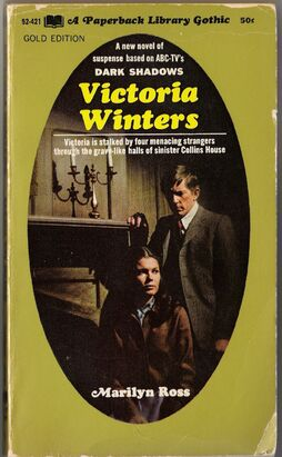 Dark Shadows Novel - Victoria Winters