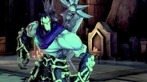 Darksiders II gameplay interview with Joe Madureira