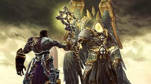 Darksiders Archon Rod of Arafel | Darksi...