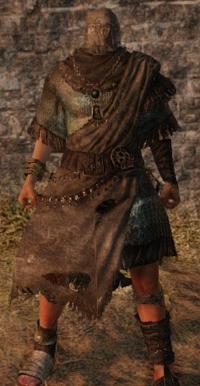 Grave Warden Set