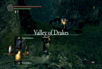 Valley o drakes