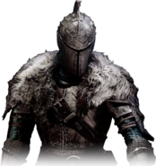 Dark Souls II Warrior