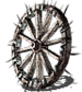 Weapon-weapon-bonewheel shield
