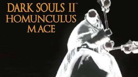 Dark Souls 2 Homunculus Mace Tutorial (dual wielding w power stance)