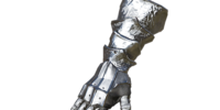 Fire Witch Gauntlets