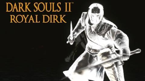 Dark Souls 2 Royal Dirk Tutorial (dual wielding w power stance)