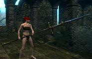 Dragonslayer spear