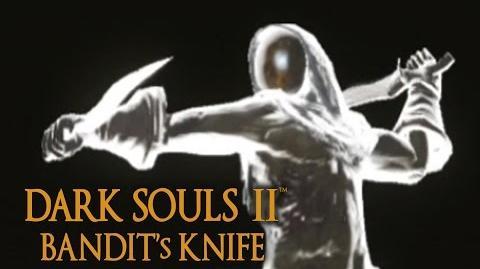 Dark Souls 2 Bandit's KnifeTutorial (dual wielding w power stance)